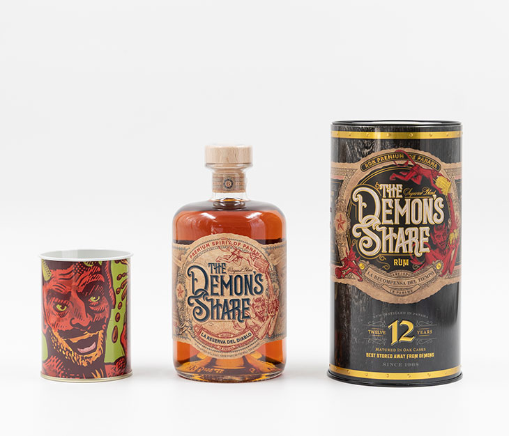 The Demon's Share Rum