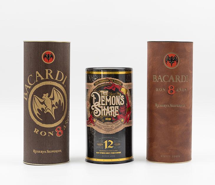Bacardi & The Demon's Share Rum